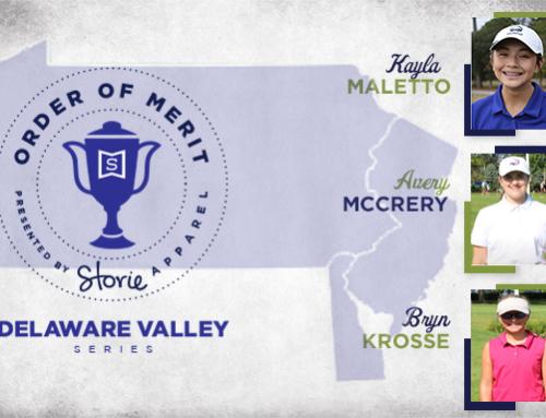 Recap: Delaware Valley Series Finale, Storie Order of Merit Champions