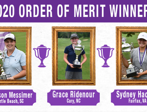 PKBGT Announces Futures and Bell National Order of Merit Winners