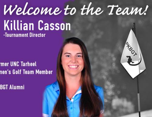 PKBGT Welcomes Killian Casson to Tournament Staff, Says Goodbye to Shelby Osiecki