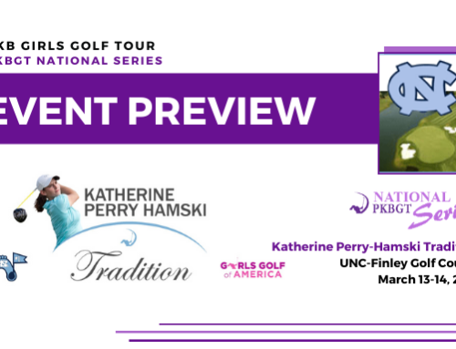 Preview: Katherine Perry-Hamski Tradition