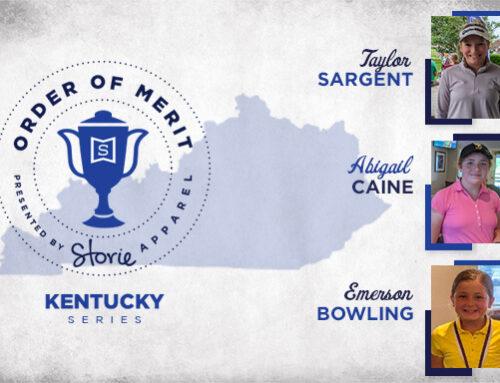 PKBGT Announces Kentucky Storie Order of Merit Winners