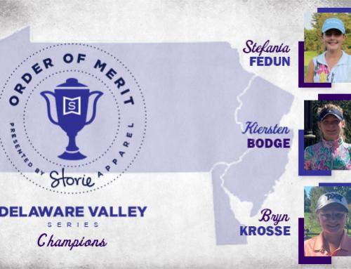 PKBGT Announces Delaware Valley Storie Order of Merit Winners