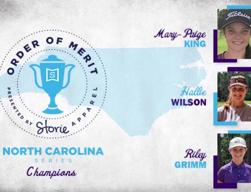 PKBGT Announces North Carolina Storie Order of Merit Winners