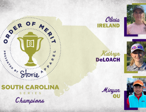 PKBGT Announces South Carolina Storie Order of Merit Winners
