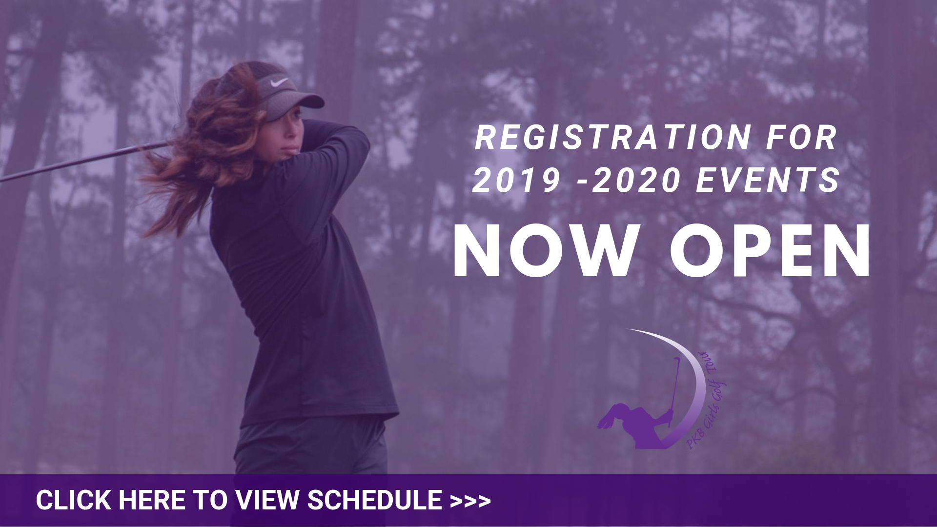 Registration for PKBGT 2020 Schedule Fall Events Now Open!
