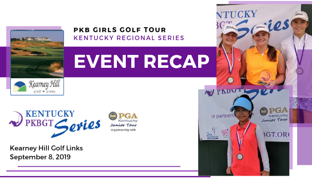 Recap: 2019 PKBGT Kentucky Regional Series at Kearney Hill Golf Links