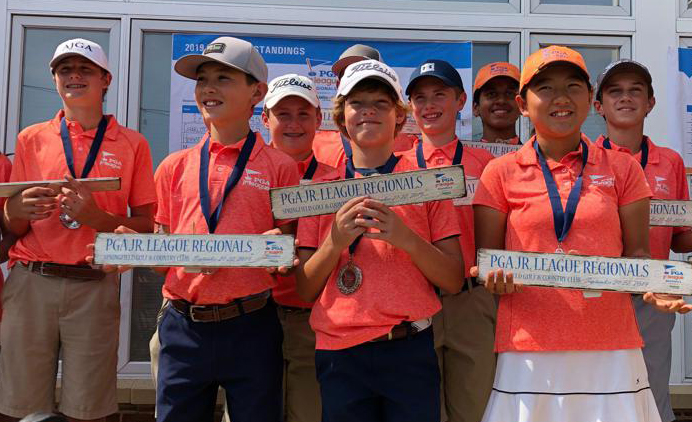 Teeing it Up With the Boys: Gracie Song Set to Compete at PGA Jr. League National Championship