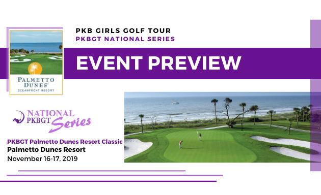Preview: Palmetto Dunes Resort Classic