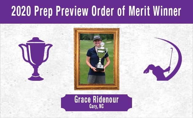 PKBGT Announces Prep Preview Order of Merit Winner