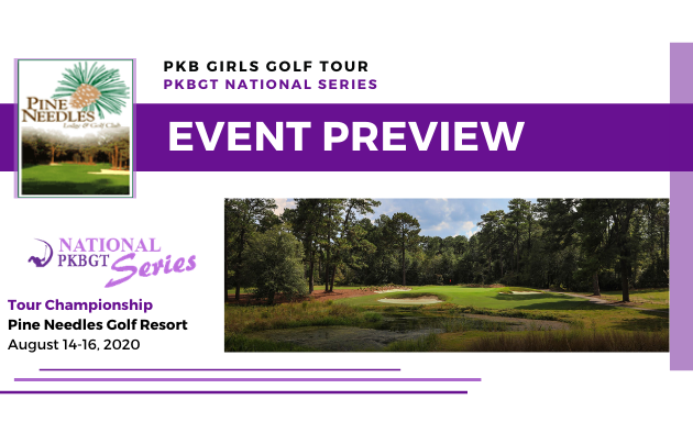 Preview: Tour Championship at Pine Needles