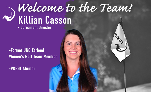 PKBGT Welcomes Killian Casson to Tournament Staff, Says Goodbye to Shelby Osiecki
