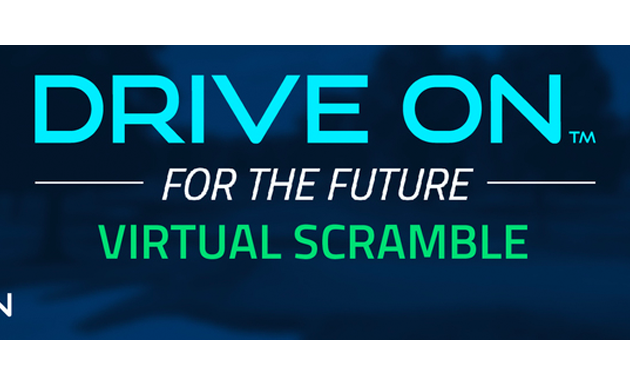 "Support the LPGA Foundation's ""Drive On for the Future"" in a Virtual Scramble"