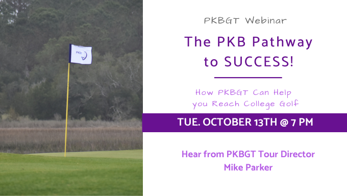 WEBINAR: The PKBGT Pathway to Success!