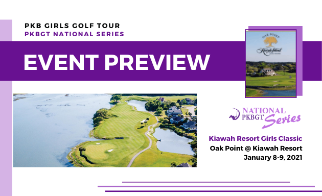 Preview: Kiawah Resort Girls Classic
