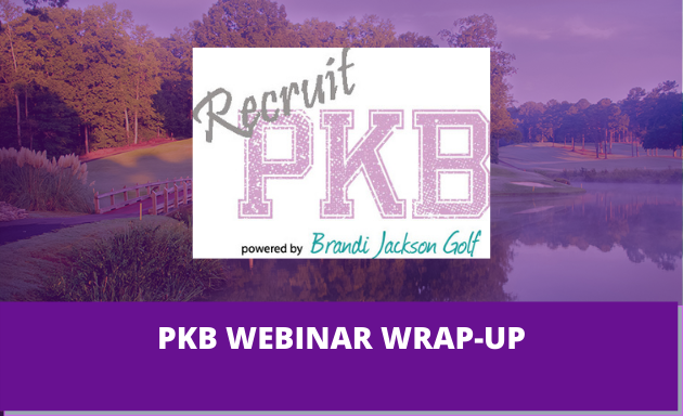 RecruitPKB Webinar Wrap-Up