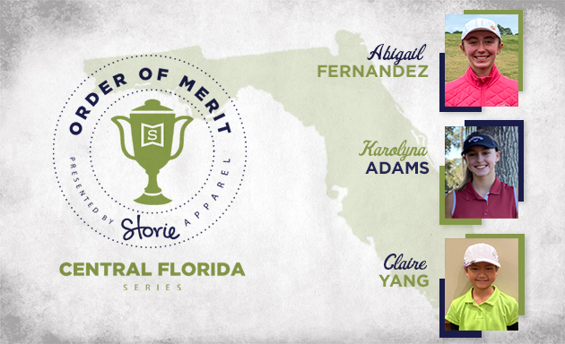 PKBGT Announces Central Florida Storie Order of Merit Winners
