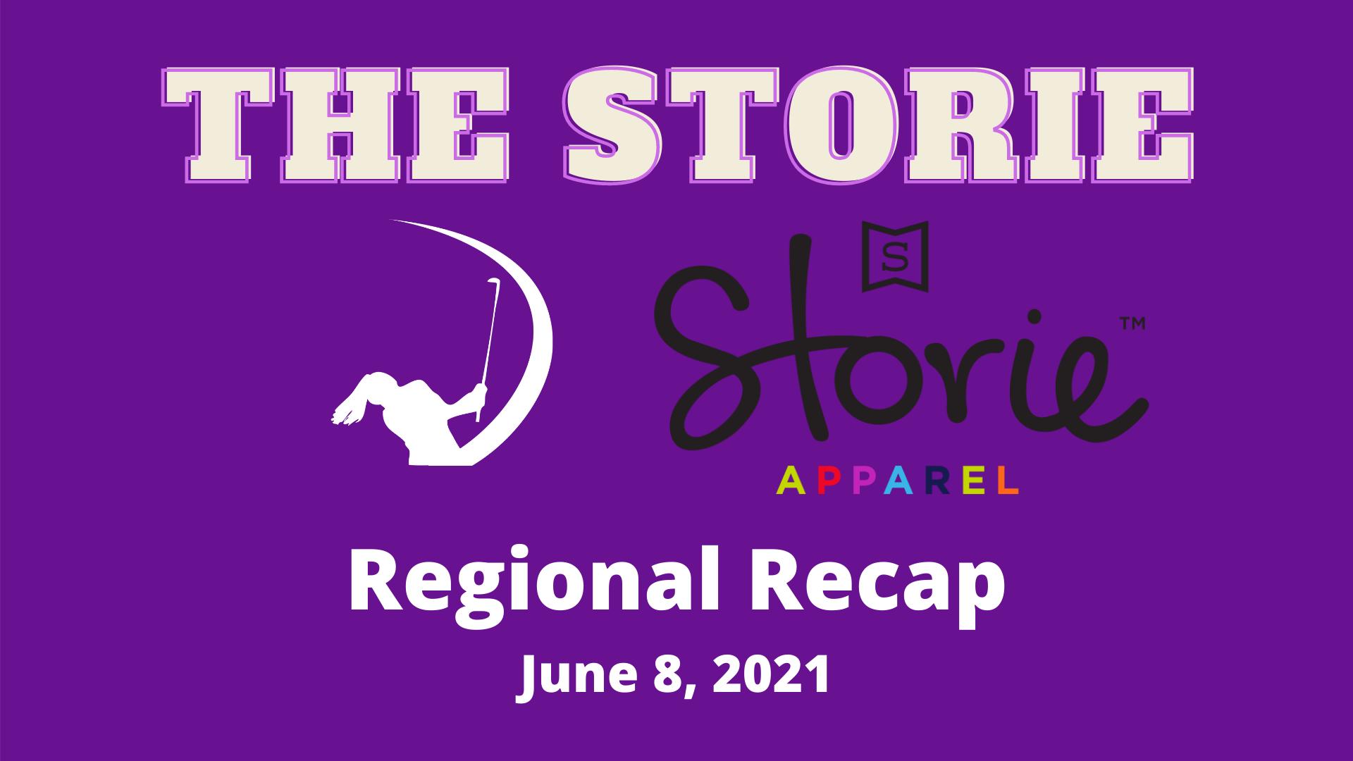 The STORIE: PKBGT Regional Recap June 8