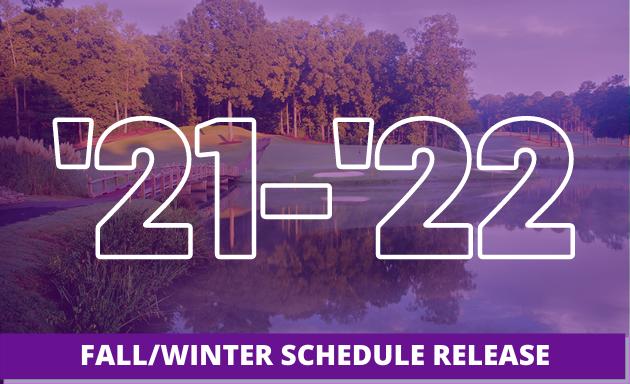 PKBGT Fall/Winter 2021-2022 Schedule Released